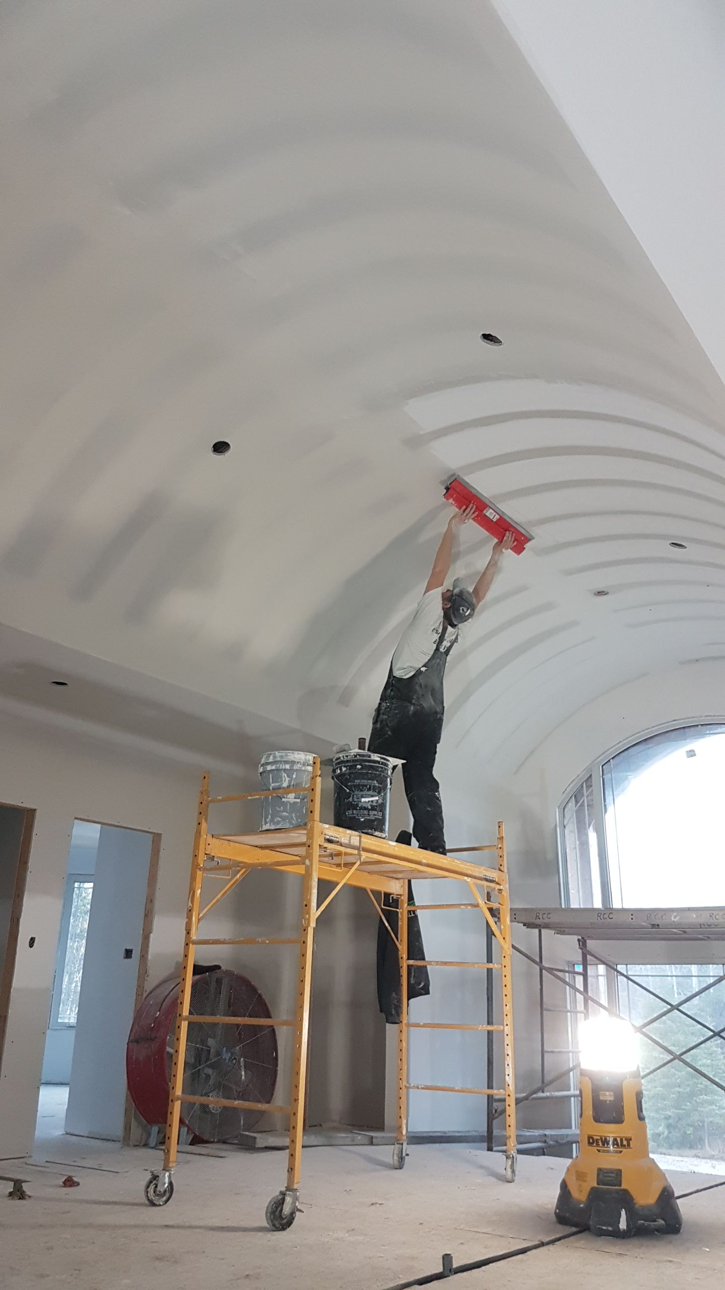 Find a local drywall contractor